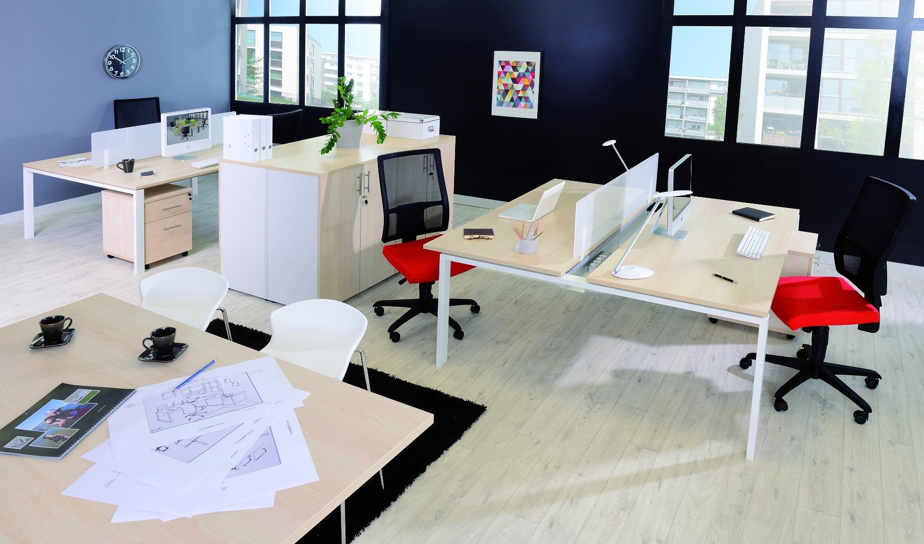 Showroom bureaux partagés buronext