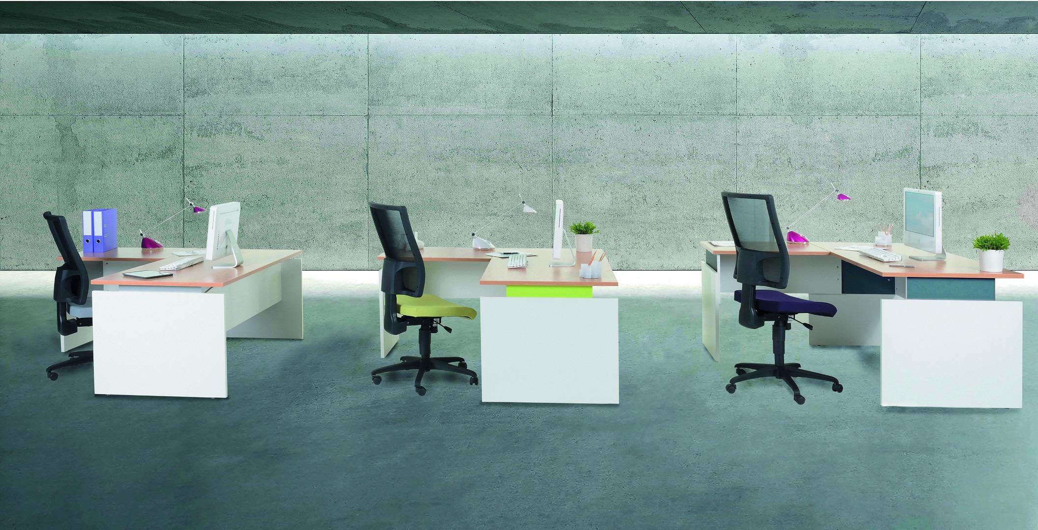 Showroom bureaux réglables en hauteur buronext